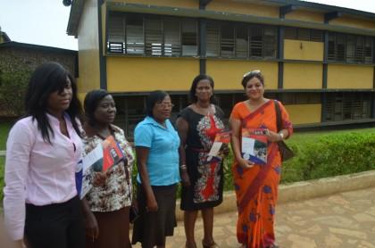 Mody University ventures into Africa