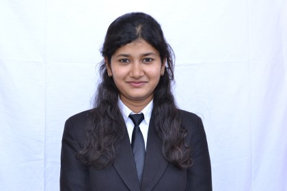 Purvi Bansal 420x280 2014 Placement Season in Mody University started with a bang; COBMEC students got placed in Indiabulls