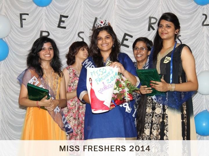 8 720x540 We pledge for a new endeavour  Freshers Day 2014 at CET Mody University