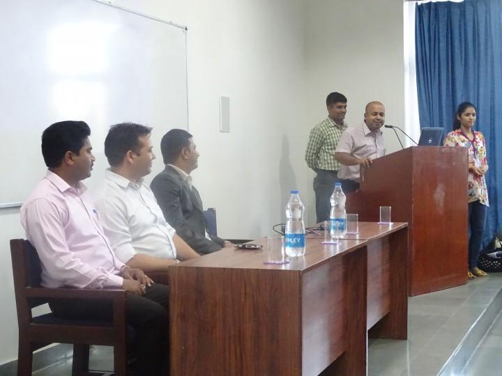 DSC00634 720x540 Placements Galore at Mody University, Lakshamangarh – Infosys Campus Recruitment Process