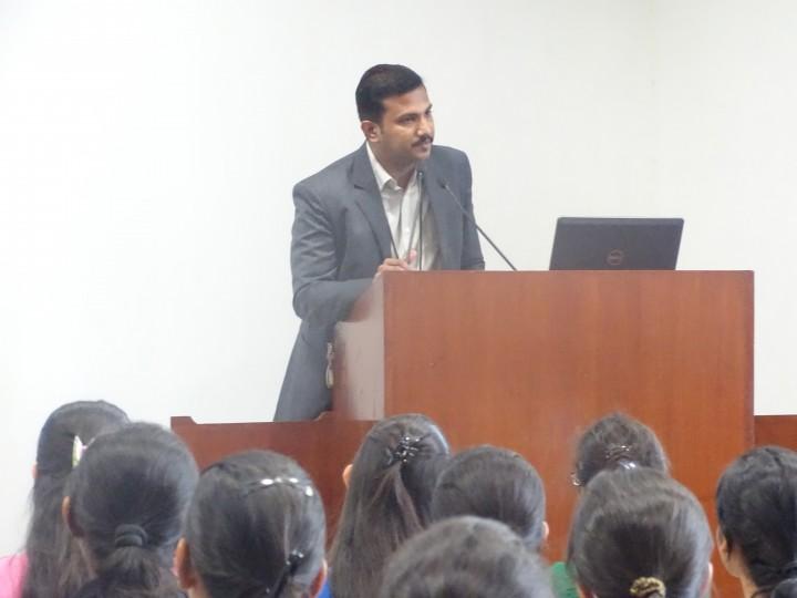 DSC00648 720x540 Placements Galore at Mody University, Lakshamangarh – Infosys Campus Recruitment Process