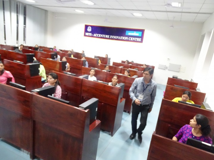 DSC00664 720x540 Campus Recruitment Programme Kicked off at Mody University With A Bang!