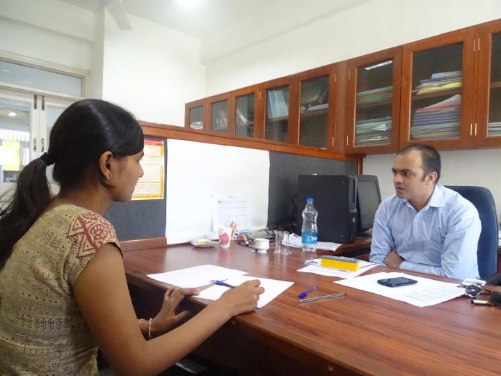 DSC00687 720x540 Placements Galore at Mody University, Lakshamangarh – Infosys Campus Recruitment Process