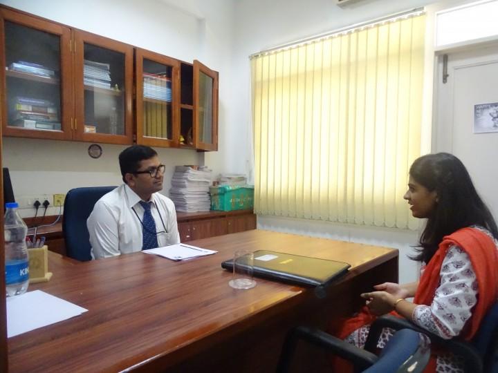 DSC00691 720x540 Placements Galore at Mody University, Lakshamangarh – Infosys Campus Recruitment Process