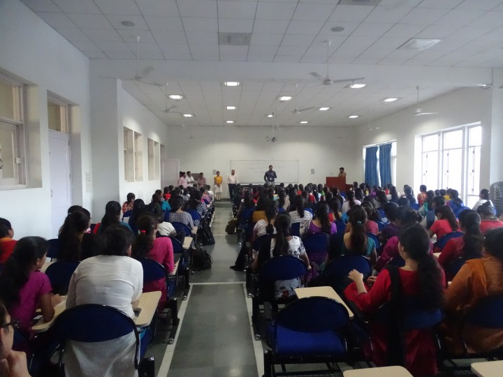 DSC00698 720x540 Campus Recruitment Programme Kicked off at Mody University With A Bang!