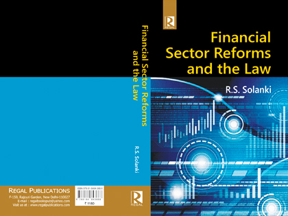 news1 'Law & Financial Reforms'  A Book by Dr. R. S. Solanki