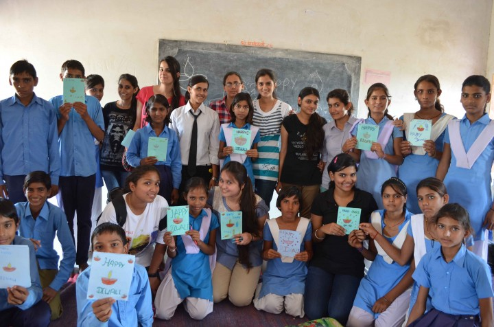 FASc Students NSS camp pic 2DSC 0066 1 720x476 FASC NSS Students Spread a Message of Humanity