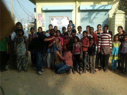 Mody University Students compose the anthem of Humanity: A Three-days NSS Camp