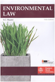 Environmental Law (5th edition) book has been released on January, 2015