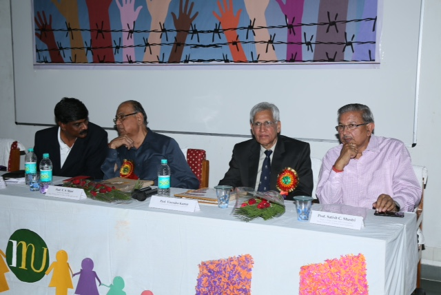 6P9A6775 Inauguration of Two days National Colloquium at College of Law & Governance, ModyUniversity, Lakshmangarh, Sikar