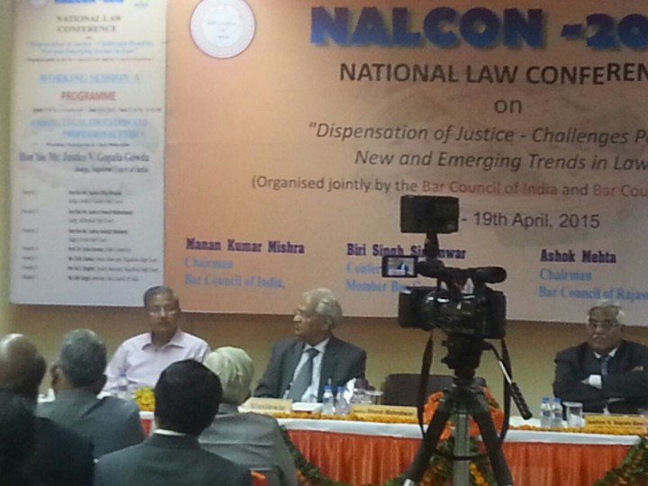 IMG 20150421 WA0005 720x540 Mody's Faculty of Law at NALCON 2015