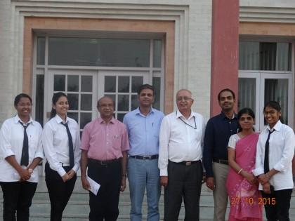 Guest lecture by Prof. Swapan Kumar Majumdar