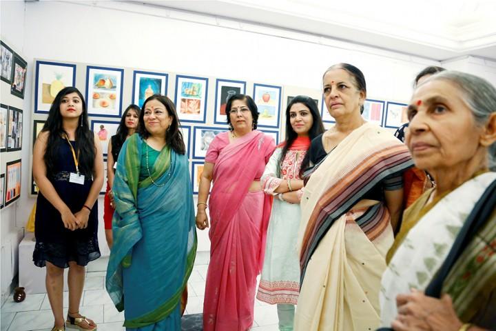 kalaneri 2 720x480 Inauguration of UTSARJAN 2016 at 9:30 am at Kalaneri Art Gallery JLN Marg Jaipur