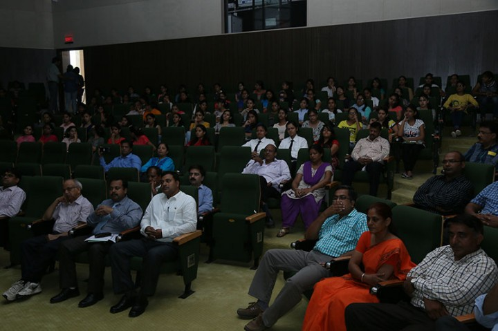 orientation program 3 720x479 Orientation Program of CET Batch 2016