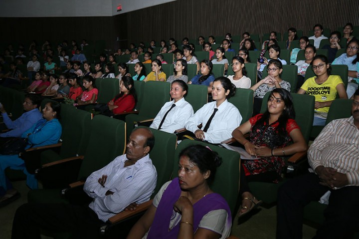 orientation program 4 720x479 Orientation Program of CET Batch 2016