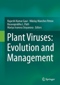 "Prof. (Dr.) R. K. Gaur, Head, Department of Bio Sciences has recently published an edited book ""Plant Viruses: Evolution and Management"""