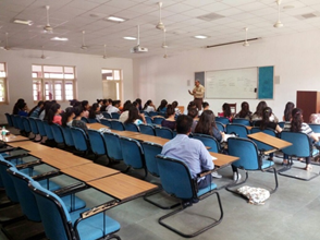news12 Special Guest Lecture by Dr. Alok Srivastava on 'Indian Polity and Parliamentary System'