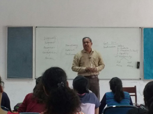 news13 Special Guest Lecture by Dr. Alok Srivastava on 'Indian Polity and Parliamentary System'