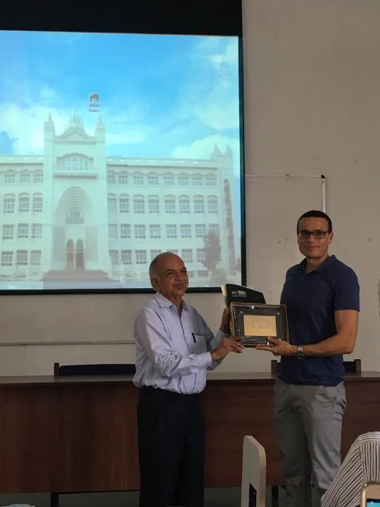 Momento Abdelouas 540x720 Invited Lecture by Prof. A. Abdelouas