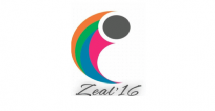 ZEAL'16 Organized by LAKSHYA , COBMEC