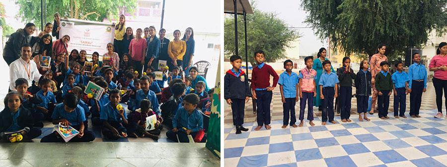Childrens Day Childrens Day Celebration by The Social Club SAMAJ