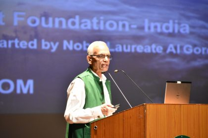 Mody University Organizes Expert Talk Session on Climate Change