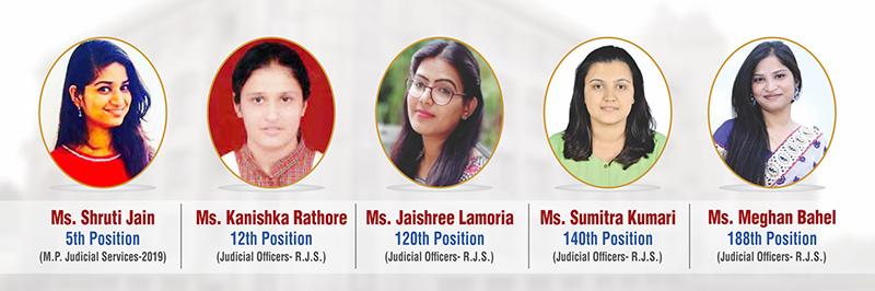 Website SchooL of Law Alumnae Selected as Judicial Officers