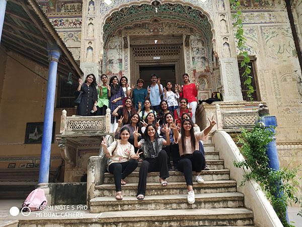blog 1 Heritage & Design Hike to Mandawa