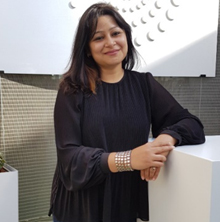 img WIPRO Global Marketing Director Joins SMS Center For Women Leadership